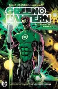 Green Lantern HC Intergalactic Lawman