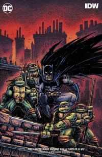 Batman Teenage Mutant Ninja Turtles III #2 CVR B