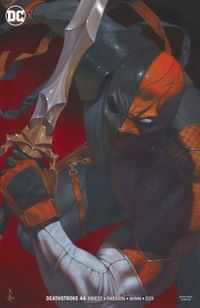 Deathstroke #44 CVR B