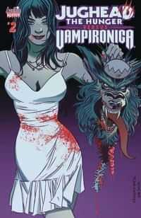 Jughead Hunger Vs Vampironica #2 CVR A Kennedy