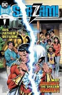 Shazam #6 CVR A
