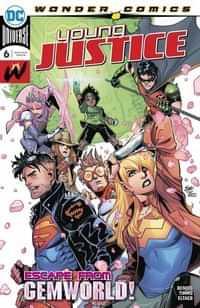 Young Justice #6 CVR A