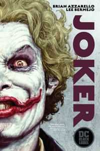Joker TP Black Label Edition
