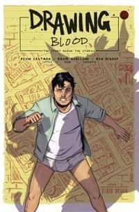 Drawing Blood Spilled Ink #1 CVR A Bishop