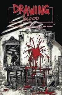 Drawing Blood Spilled Ink #1 CVR B Eastman