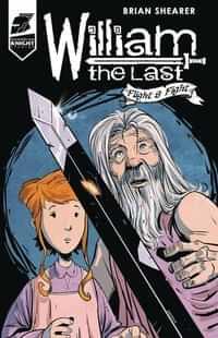 William the Last Fight and Flight #3