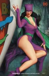 Catwoman #12 CVR B