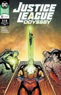 Justice League Odyssey #10 CVR A