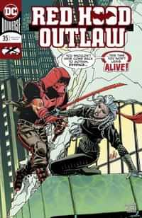 Red Hood Outlaw #35 CVR A