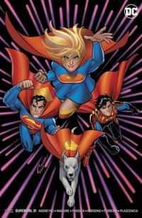 Supergirl #31 CVR B