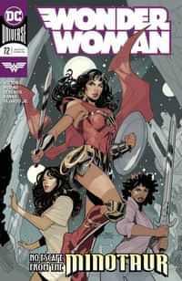 Wonder Woman #72 CVR A