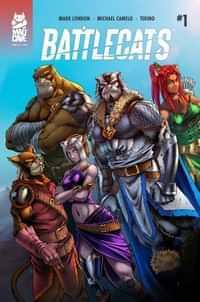 Battlecats #1