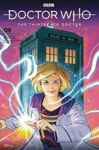 Doctor Who 13th #9 CVR A Fish