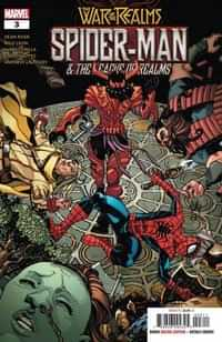 Spider-Man and League of Realms #3