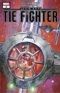 Star Wars Tie Fighter #3