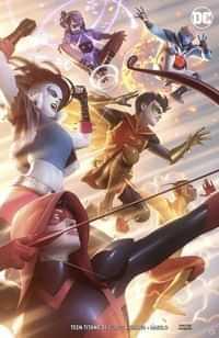 Teen Titans #31 CVR B