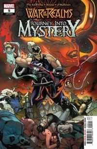 War of Realms Journey Into Mystery #5