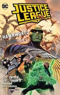 Justice League TP 2018 Hawkworld