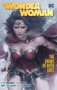 Wonder Woman TP Rebirth the Enemy of Both Sides