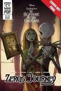Nightmare Before Christmas Zeros Journey #10