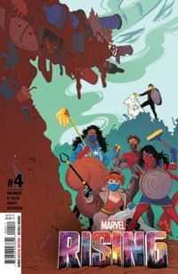 Marvel Rising #4