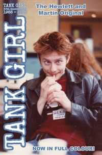 Tank Girl Full Color Classics #4 1991-92 CVR C Photo