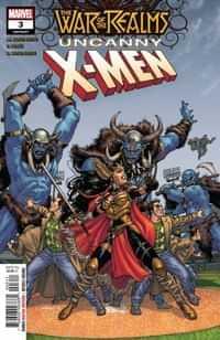 War of Realms Uncanny X-Men #3