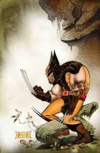Wolverine Exit Wounds #1 Variant Keith