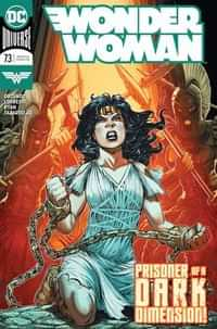 Wonder Woman #73 CVR A