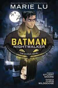 DC Ink Batman Nightwalker GN