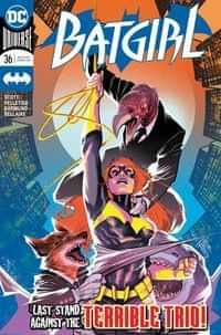 Batgirl #36 CVR A