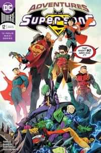 Adventures of the Super Sons #12