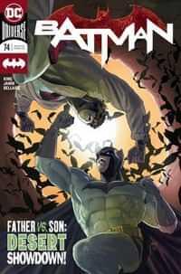 Batman #74 CVR A