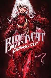 Black Cat #2 Variant Brooks Carnage-ized