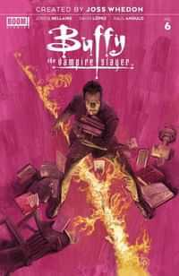 Buffy the Vampire Slayer #6 CVR A Aspinall