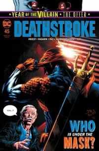 Deathstroke #45 CVR A
