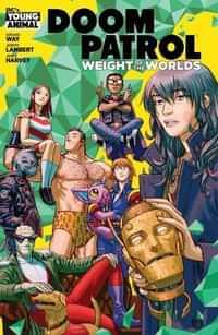 Doom Patrol Weight of the Worlds #1 CVR A