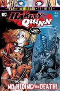 Harley Quinn #63 CVR A