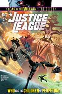 Justice League #27 CVR A