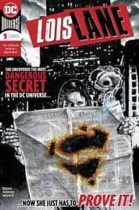 Lois Lane #1 CVR A