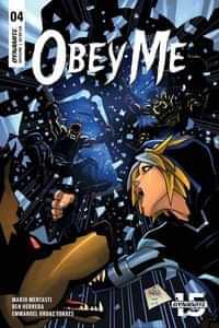 Obey Me #4