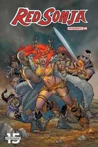 Red Sonja #6 CVR A Conner