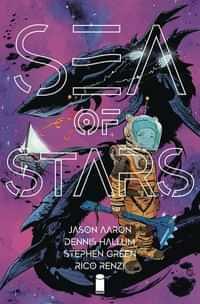 Sea of Stars #1 CVR A Green