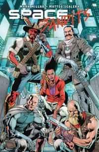 Space Bandits #1 CVR D Hitch