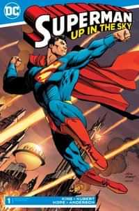 Superman Up in the Sky #1