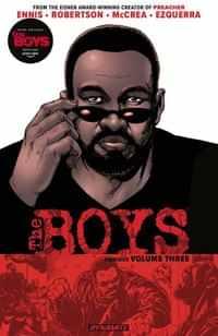 Boys TP Omnibus Edition V3