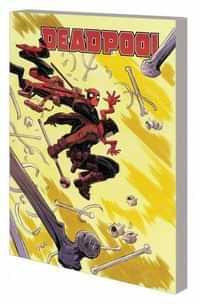 Deadpool TP Skottie Young V2