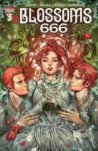 Blossoms 666 #5 CVR A Braga