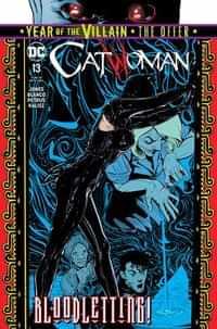 Catwoman #13 CVR A
