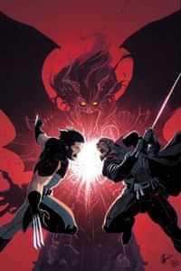 Wolverine Vs Blade Special Variant Scalera